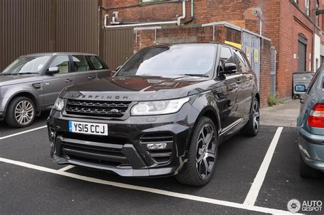 land rover overfinch land rover overfinch range rover sport autobiography 2014