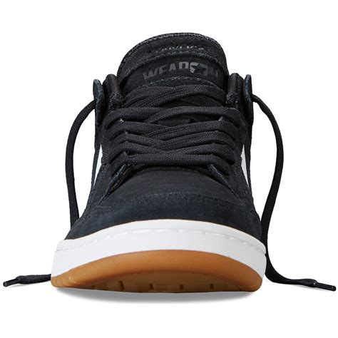 Converse Weapon Skate 1 0 Ox Black converse weapon skate ox shoes