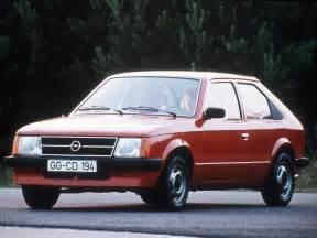 Opel Kadett D Opel Kadett D Gt E A 1983 Racing Cars