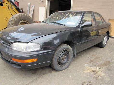 1992 Toyota Camry Parts Parting Out A 1992 Toyota Camry Stock 100496 Tom S
