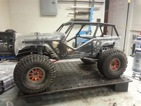 Chassis Hsp Pangolin Axial Scx10 Wraith scx10 1 9 wraith build roller episode 2