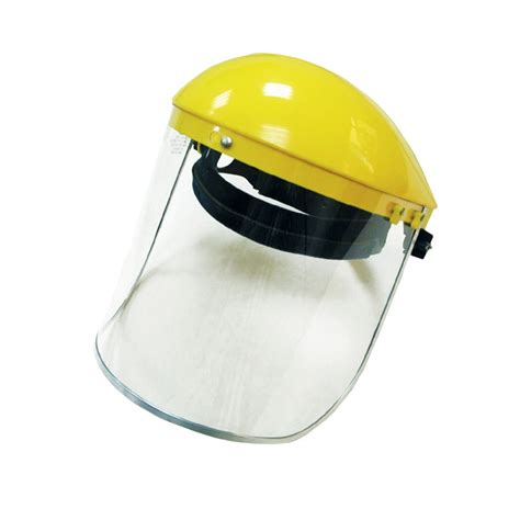 Eye Visor Cap bossweld clear visor shield dynaweld