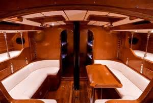 Small Boat Interior Design Bb Most Used Small Sailboat Interior Design
