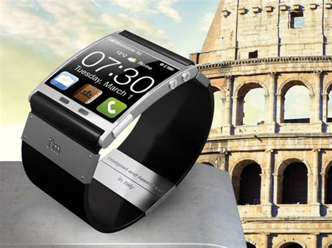 Wear Your Phone On Your Sleeve The Sms M500 by Wear Your Phone On Your Sleeve Things