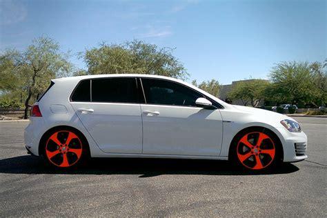 Wheels Volkswagen Golf Gti Vw Gti Mk7 Wheels Decals For 18 Quot Wheels Shine Graffix