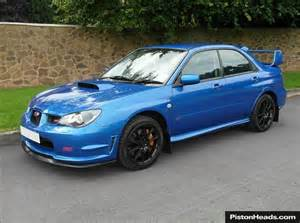 Used Subaru Wrx Sti Used Subaru Impreza Sti Cars For Sale With Pistonheads
