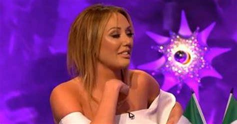 celebrity juice watch live watch charlotte crosby cry on celebrity juice when asked