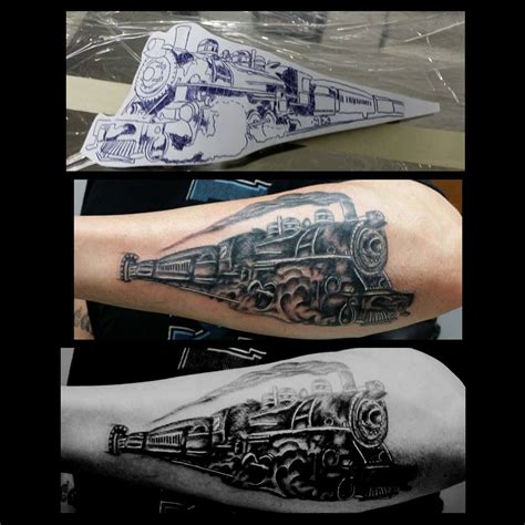 locomotive tattoo steam locomotive www imgkid the image kid