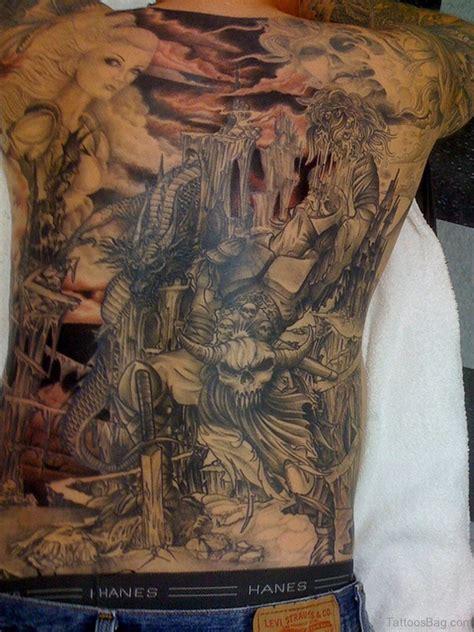 viking tattoo back designs 59 alluring viking tattoos for back