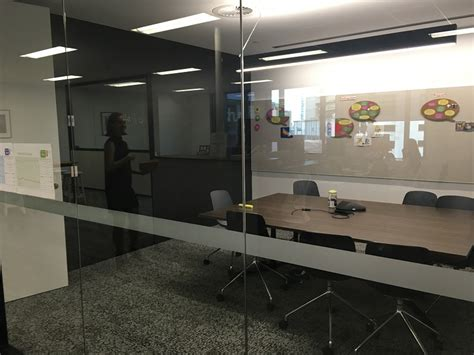 blackboard test room pictures expedia s chic sydney digs some of the coolest meeting spaces we seen
