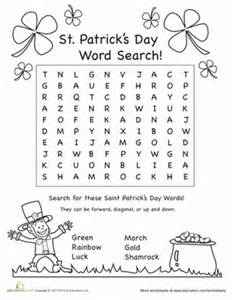 st s day word search 1 worksheet education