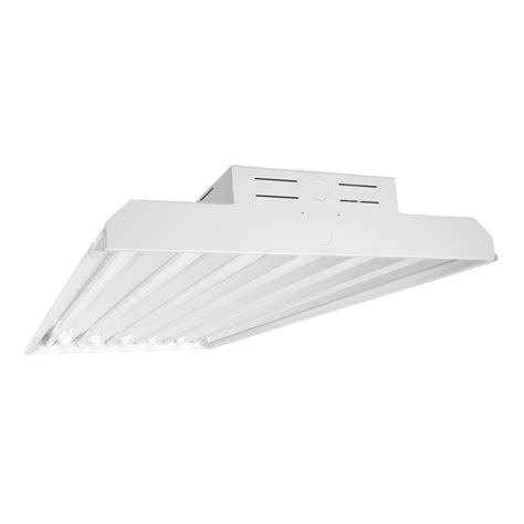 6 L T8 High Bay by T5ho Fluorescent Cls 6 Or 8l Fixture Aei Lighting 877