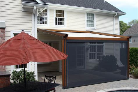 retractable outdoor awnings retractable awnings to retract or not to retract that is