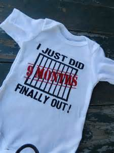 Clothes baby shower gift funny baby sayings infant bodysuit on