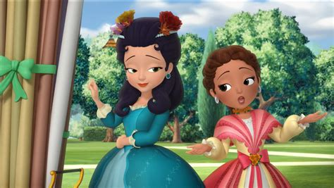 Image Princess Clio Wants To Take A Look At Princess Princess Hildegard Sofia The