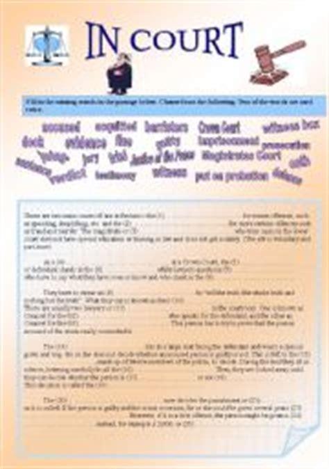 Printable Criminal Justice Worksheets | criminal law worksheets free worksheets library download