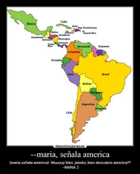 america mapa nombres america mapa con nombres