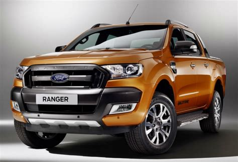 2016 Ford Ranger Wildtrak UK Price   FORD CAR REVIEW