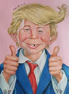 alfred newman a portrait of alfred e neuman by traceylawler on