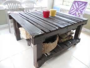 Pallet Patio Table by Pallet Patio Table Pallet Furniture Plans