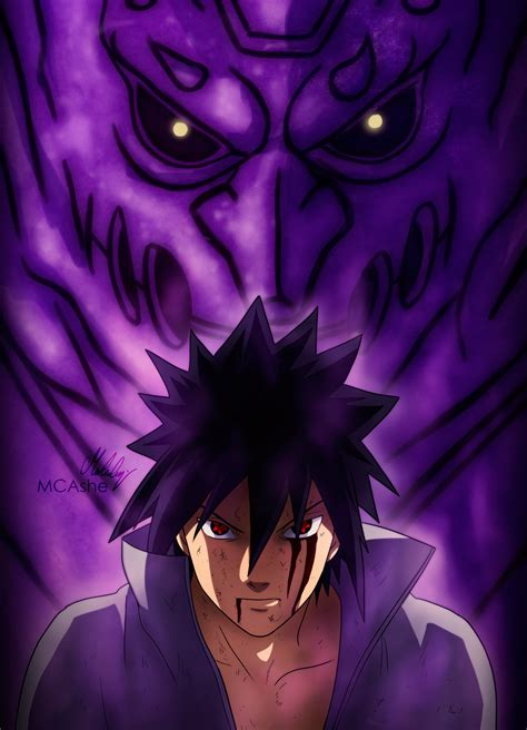 susanoo sasuke by mcashe on deviantart