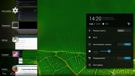 android module tabletkat xposed module brings brings back the tablet ui in android 4 4 kitkat