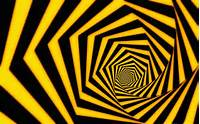 Wallpaper With An Optical Illusion Stare At The Image For 10 15
