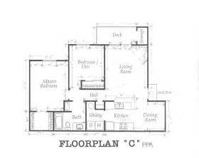 Free Salon Floor Plan Templates Simple House With 4