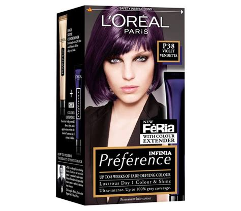 loreal hair dye colors purple hair dye purple hair colour hair colour l