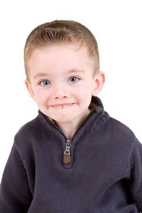 Little Boy Hairstyles: 81 Trendy and Cute Toddler Boy