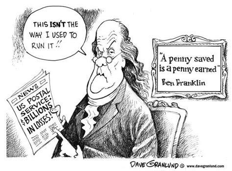 benjamin franklin biography cartoon politicalcartoons com cartoon