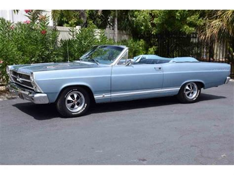 for sale 1966 ford fairlane gta tribute for sale classiccars