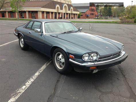 jaguar xjs 1985 1985 jaguar xjs coupe daily driver or easy restoration