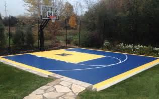 backyard basketball court ideas marceladick com