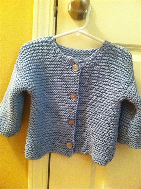 free garter stitch baby knitting patterns garter stitch baby cardigan k crochet and knit