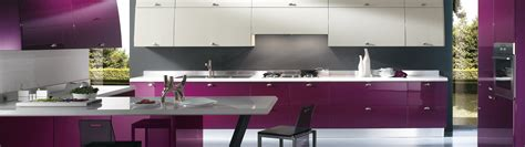 cucina fuxia flux ultra sophisticated details and high technology