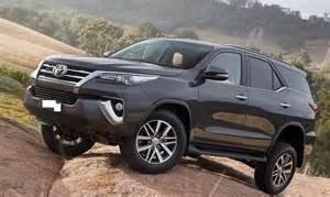 Toyota Usa Toyota Fortuner Usa Toyota Fortuner 2017