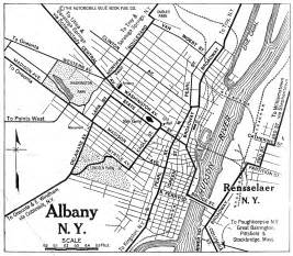 albany us map new york city maps at americanroads