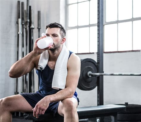 Protein Fitnes The Best Time Of Day To Drink Your Protein Shake