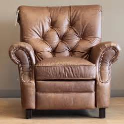 barcalounger ii recliner chair leather recliner