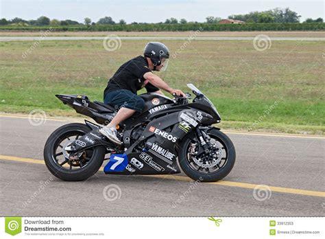 Elektro Rennmotorrad by Electric Racing Motorcycle Editorial Stock Photo Image Of