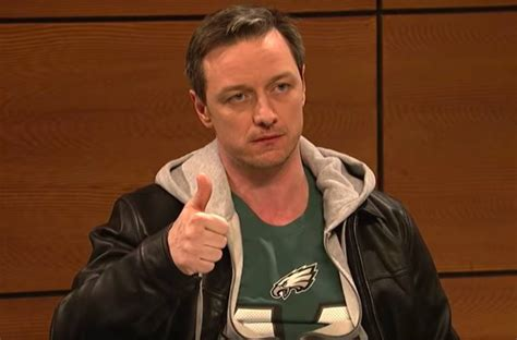 james mcavoy philadelphia the james mcavoy philly accent on snl is actually pretty good