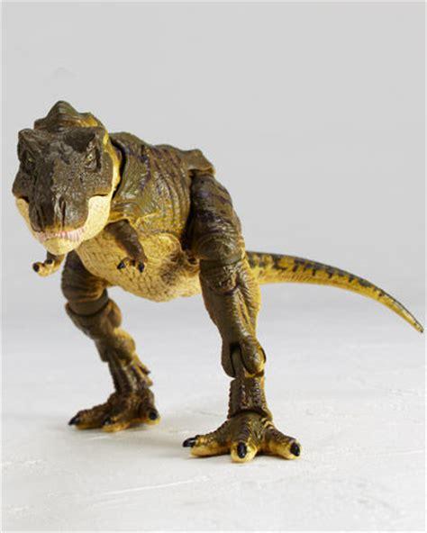 t rex figure revoltech lost world jurassic park t rex