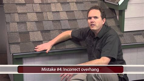 5 Common Roofing Mistakes And Installing Asphalt Shingles 5 Common Mistakes To Avoid
