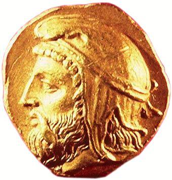 antichi governatori persiani satrapo