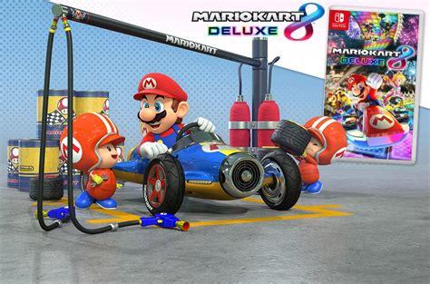 Harga Nintendo by Nintendo Switch Mario Kart 8 Deluxe Daftar Update Harga