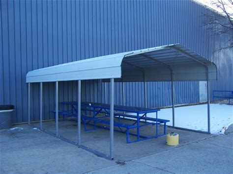 Metal Car Canopy Steel Car Canopy Quickgarage
