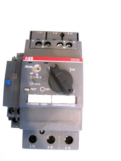 abb motor starter wiring diagram ge motor starter wiring