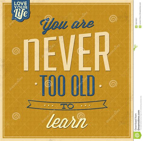 vintage template retro design quote typographic