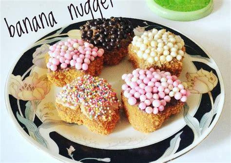 Cetakan Banana Nugget resep banana nugget 2 oleh adis sabrina cookpad